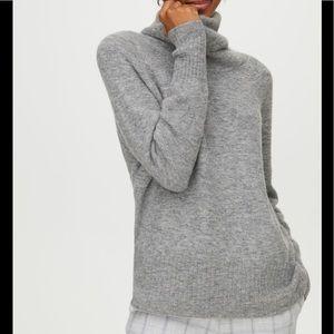 Aritzia Community Plutarch wool turtleneck sweater